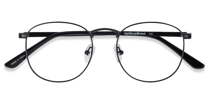 Black  St Michel -  Metal Eyeglasses