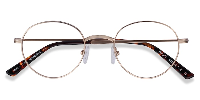 Golden Izabel -  Metal Eyeglasses