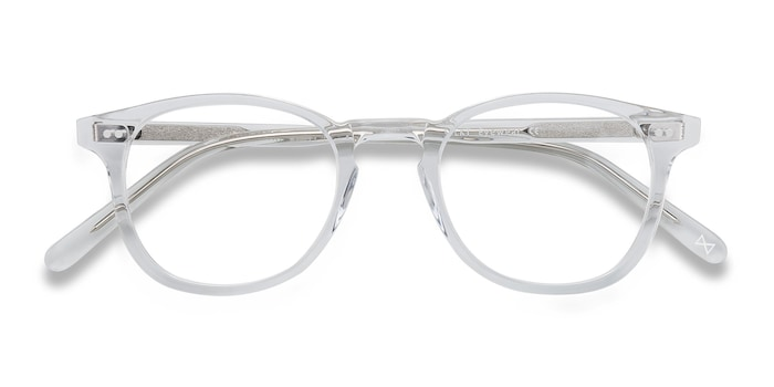 Translucent Symmetry -  Acetate Eyeglasses