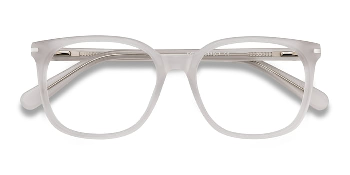 White Absolutely -  Acetate Eyeglasses