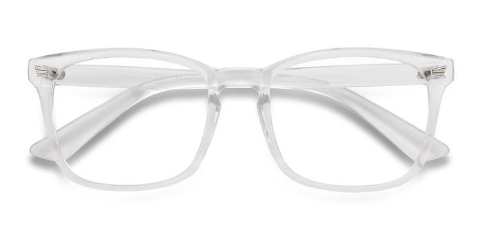 Uptown | Clear Plastic Eyeglasses | EyeBuyDirect