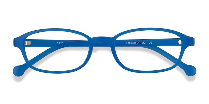Blue Sprint -  Plastic Eyeglasses