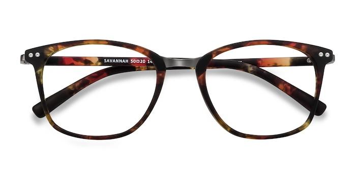 Floral Savannah -  Fashion Metal Eyeglasses