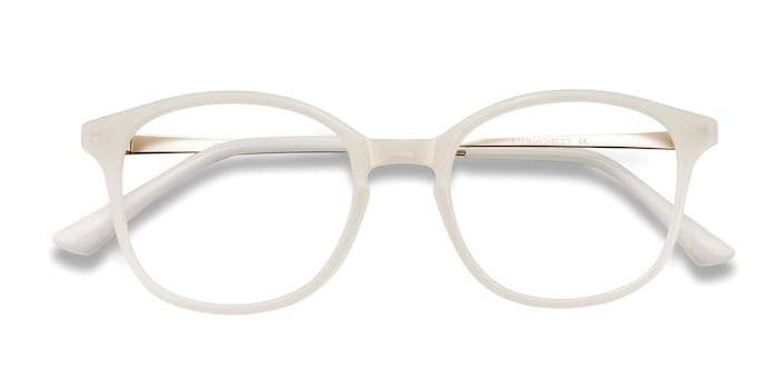 White Villa -  Metal Eyeglasses