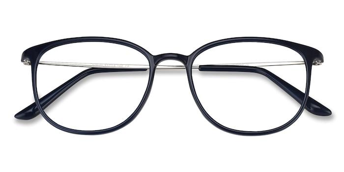 Navy Strike -  Metal Eyeglasses