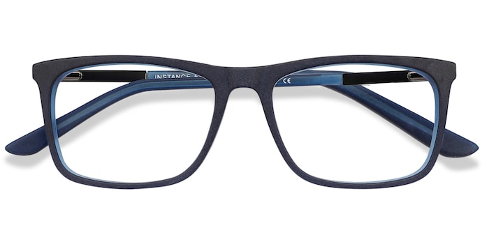 Blue Instance -  Acetate Eyeglasses