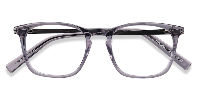 Gray Tuesday -  Acetate Eyeglasses