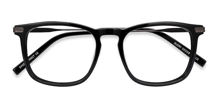 Black Glory -  Acetate Eyeglasses