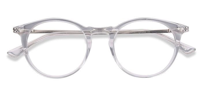 Clear Luminous -  Designer Acetate Eyeglasses