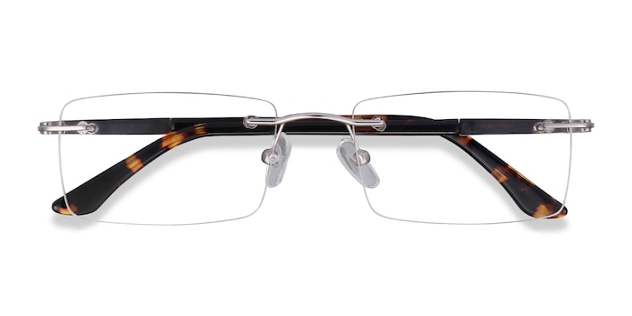 Silver Orion -  Metal Eyeglasses