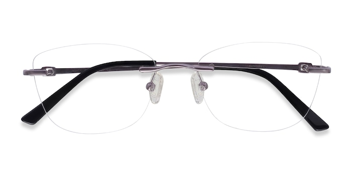 Light Purple Vince -  Metal Eyeglasses