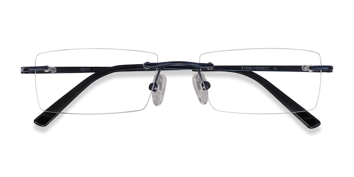 Blue Regis -  Metal Eyeglasses