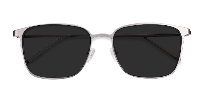 Gunmetal Jolt -  Metal Sunglasses
