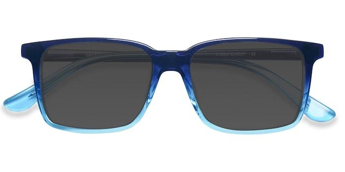 Blue Epoch -  Acetate Sunglasses