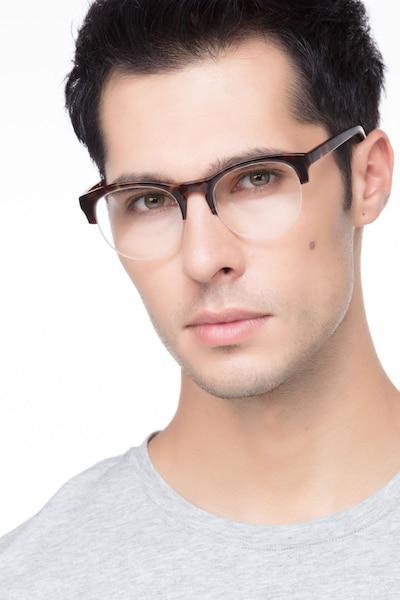 Zoot Tortoise Acetate Eyeglass Frames for Men from EyeBuyDirect