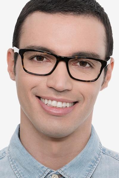 Ray-Ban RB5279 Tortoise Acetate Eyeglass Frames for Men from EyeBuyDirect