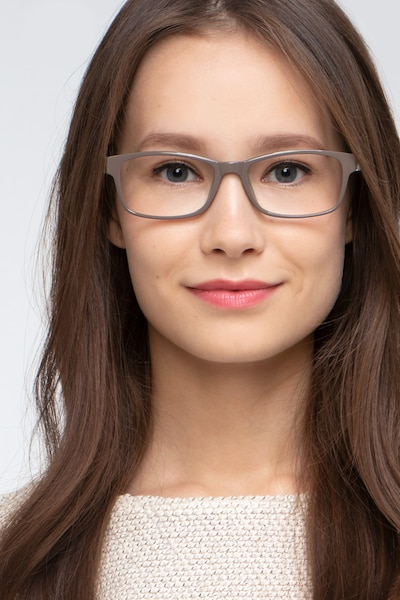 Danny Brown Plastic Eyeglass Frames for Women from EyeBuyDirect, Front View