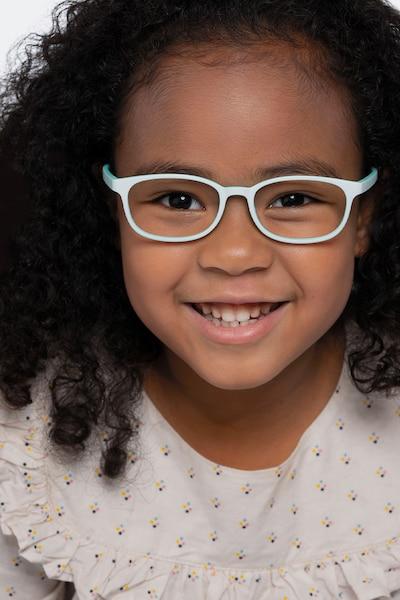 Bound Green Plastic Eyeglass Frames for Women from EyeBuyDirect