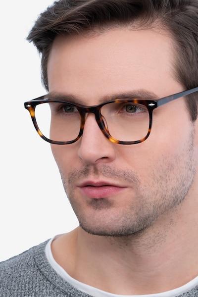 Honor Écailles Acétate Montures de Lunettes pour Hommes d'EyeBuyDirect