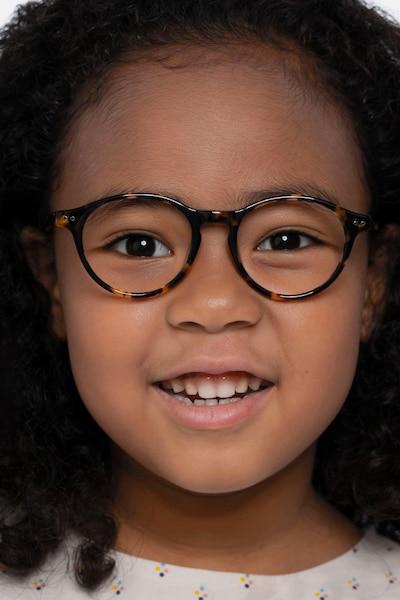Magic Tortoise Acetate Eyeglass Frames for Women from EyeBuyDirect