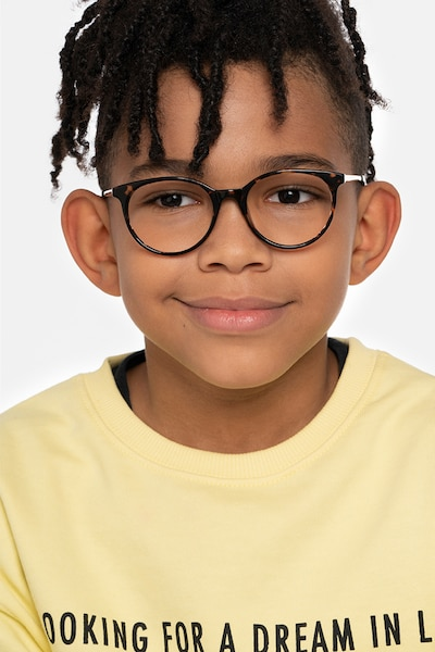 Solver Tortoise Acetate-metal Eyeglass Frames for Men from EyeBuyDirect