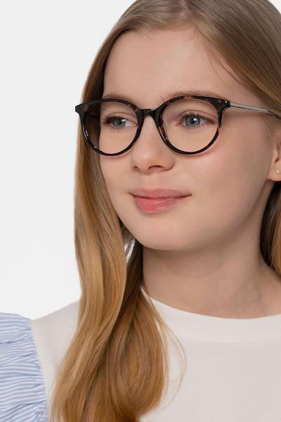 Solver Écailles Acétate Montures de Lunettes pour Femmes d'EyeBuyDirect