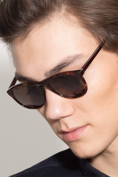 Silt Tortoise Acetate Sunglass Frames for Men from EyeBuyDirect