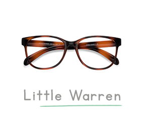 Tortoise Little Warren -  Plastic Eyeglasses