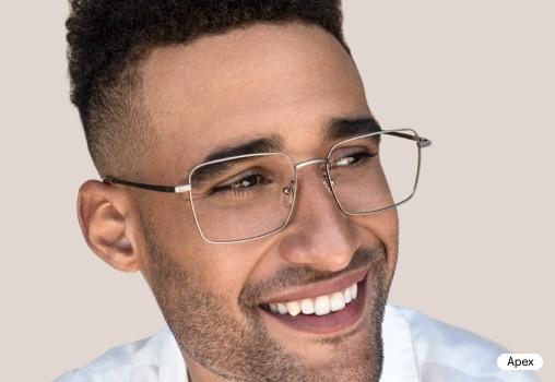 Grandes lunettes pour hommes et femmes