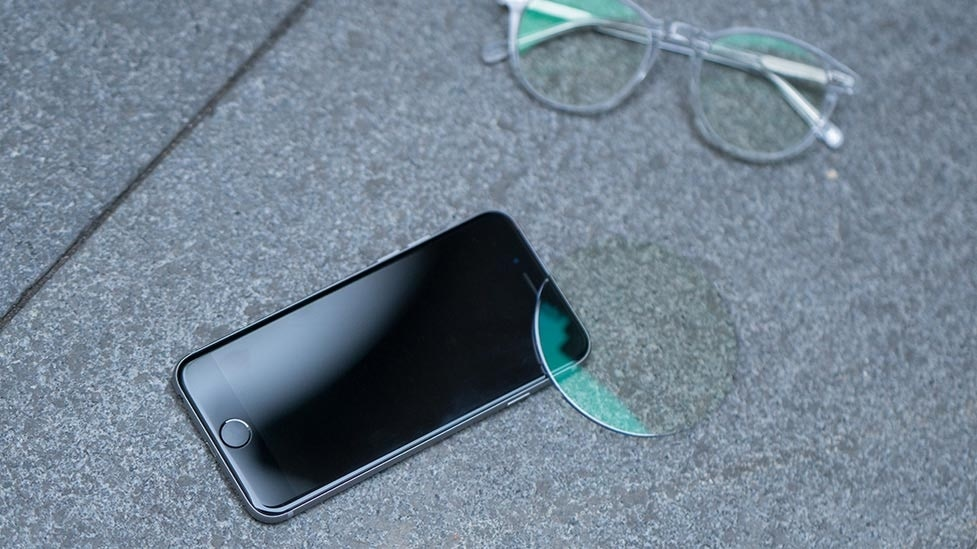 Digital Screen Protection lenses
