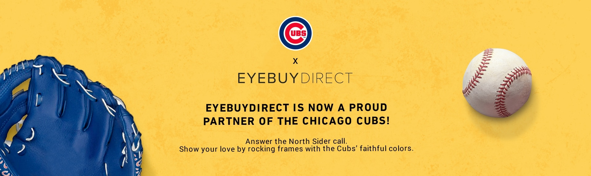 Chicago Cubs x EyeBuyDirect