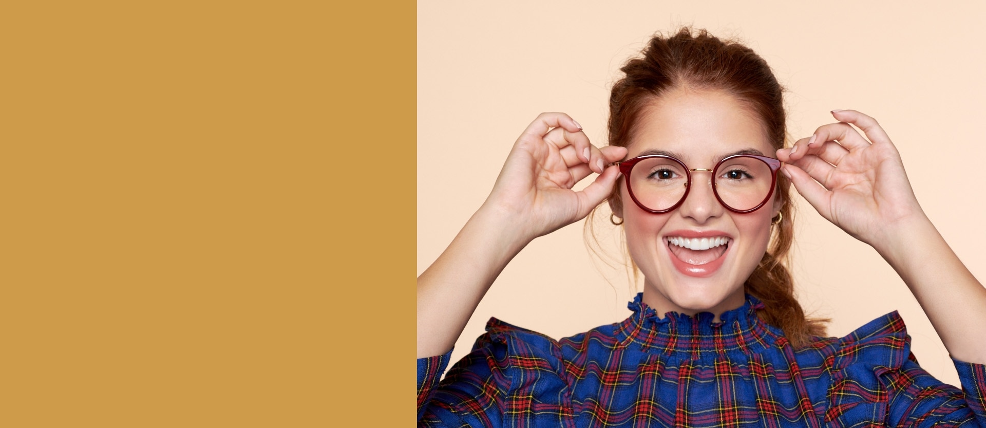 Find Your Perfect Fit Eyewear Quiz