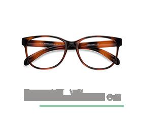 Ecaille Little Warren -  Plastique Lunettes de Vue