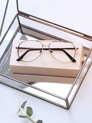 Store your glasses properly
