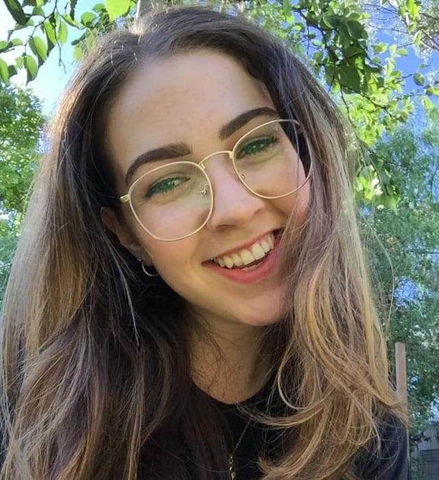 9656644e8b Golden-Rectangle-Eyeglasses for Women