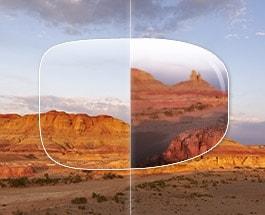 Mirrored Tint Coating at EyeBuyDirect