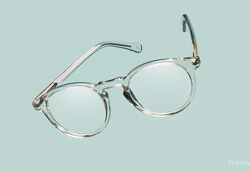 Clear Eyeglasses Unisex