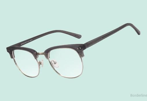 Geek Eyeglasses Unisex