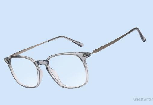 Blue Eyeglasses Unisex
