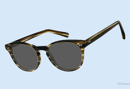 Oval Sunglasses Unisex