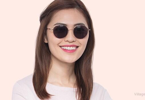 Round Sunglasses Women