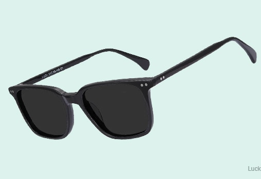 Rectangle Sunglasses Unisex