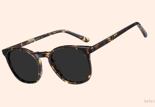Tortoise Sunglasses Unisex
