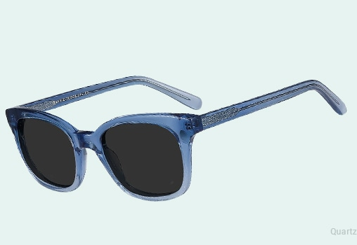 Blue Sunglasses Unisex